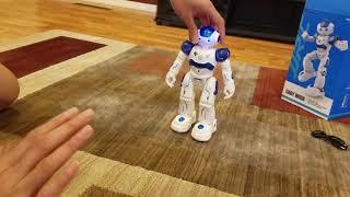 Smart Robot Toys Threeking Gesture Control & Remote Control Robot Gift