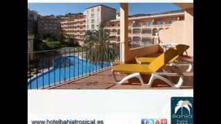 Hotel Bahía Tropical. Almuñécar (Granada). Presentación.