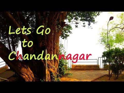 A Trip To Chandannagar --- Chandannagar Ghat | PatalBari | Duplex Museum | Imambara | Bandel Church