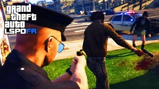 GTA 5 LSPDFR SP 3 On High Alert Real Life Police Mod