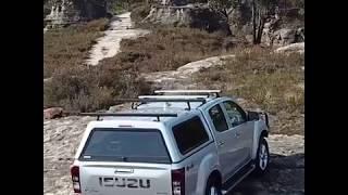Adventure Kings Dual Cab Ute Canopies have dust and waterproof seals!