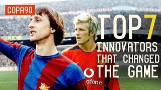 7 Football Innovators That Changed The Game thumbnail