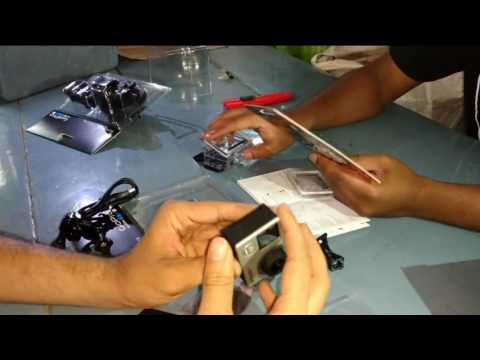 GoPro Hero 4 Black Unboxing and Quick look