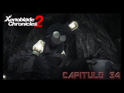 XENOBLADE CHRONICLES 2 (SWITCH): CAPITULO 34 - LA PRUEBA DE ELPHYS - EL SECRETO DE ZEKE Y PANDORA