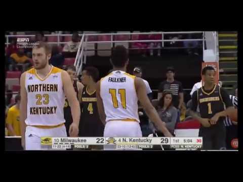 Milwaukee vs Northern Kentucky 3/7/17 Part 2