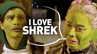 I spent a day with SHREK-OBSESSED