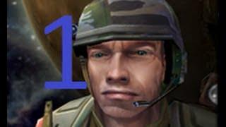 Aliens Vs Predator 2 (Marine) Walkthrough Part 1 HD (No commentary)