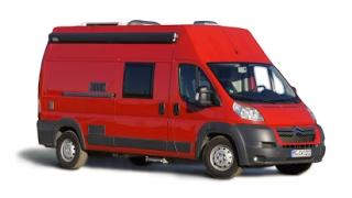 Ausbau Kastenwagen zum Reisemobil