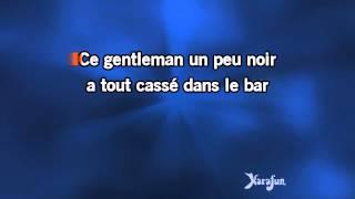 Karaoké Le danseur de charleston - Philippe Clay *