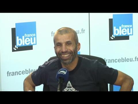 Nadir Dendoune, invité de France Bleu Matin