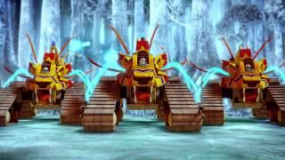 2014 Season 3 - LEGO Legends of Chima - Trailer 4
