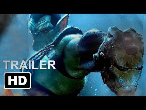Avengers: Infinity War -Trailer Italiano (Marvel Movie 2018) | Fan-Made