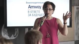 Первая лекция проекта «О детях по-взрослому»