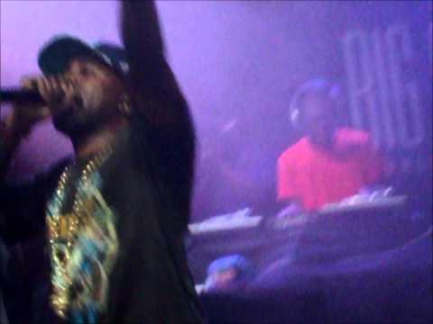 "Kanye West  & Big Sean Perform ""Marvin & Chardonnay"" In NYC"