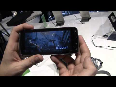 Acer Iconia Smart - 4.8-inch Smartphone Hands On at MWC 2011