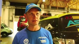 Astana Motorsports успешно прошла техническую комиссию на гонке «Итальянская баха»