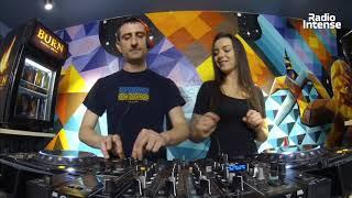 Adik & Ksenia Pavlova - Live @ Radio Intense 05.10.2017