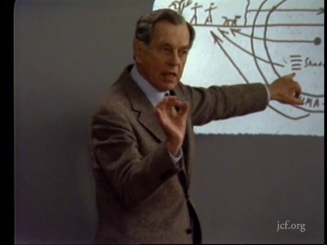 Joseph Campbell — Jung, Pedagogy, and Projection of the Shadow