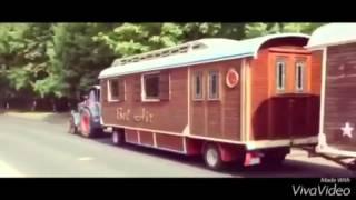 Hanomag R460 S mit Zirkuswagen Bel Air