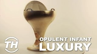 Top 3 Opulent Infant Luxury | $12 Million Gold Bassinets |