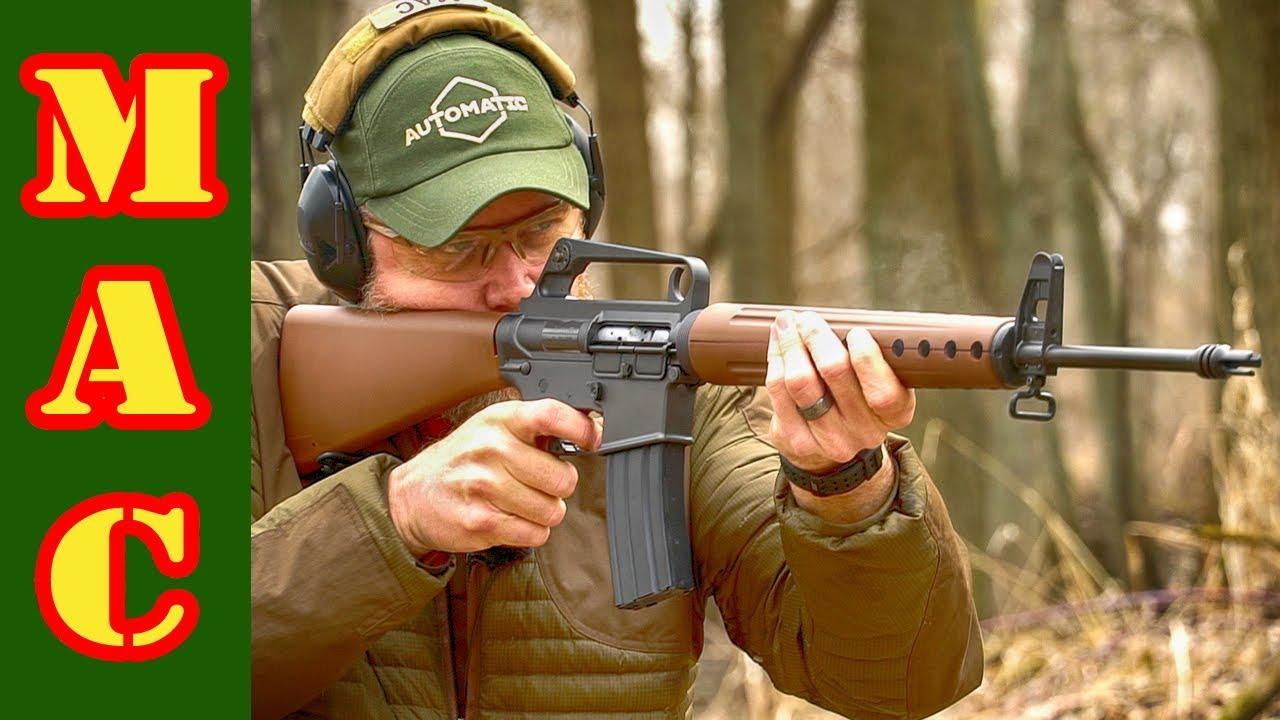 New Brownells BRN-Proto AR15 Replica