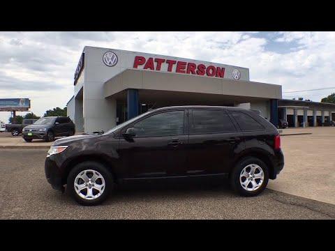 2014 Ford Edge Tyler, Longview, Lufkin, Nacogdoches, Shreveport, TX 583832A