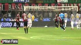 AC Milan 2-1 Juventus Goals Highlights HD 21/08/2011 Berlusconi Cup