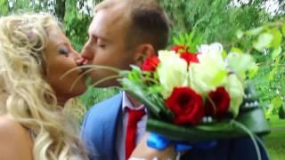 Свадьба Калининград 5 08 2016 Клип 1