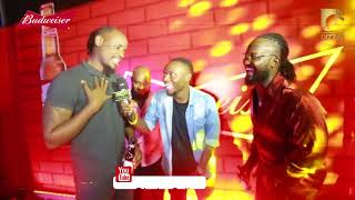 Quick Rocka, Moko Biashara na T Bway walamba Shavu la Ubalozi wa Budweiser (Bia Mpya Nchini)