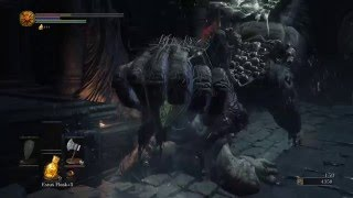 Dark Souls III - Triple handjob @ Profaned Capital