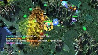 Repeat youtube video Top 10 rampage of 2014 DOTA