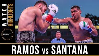 Ramos vs Santana HIGHLIGHTS: March 9, 2019 — PBC on FOX
