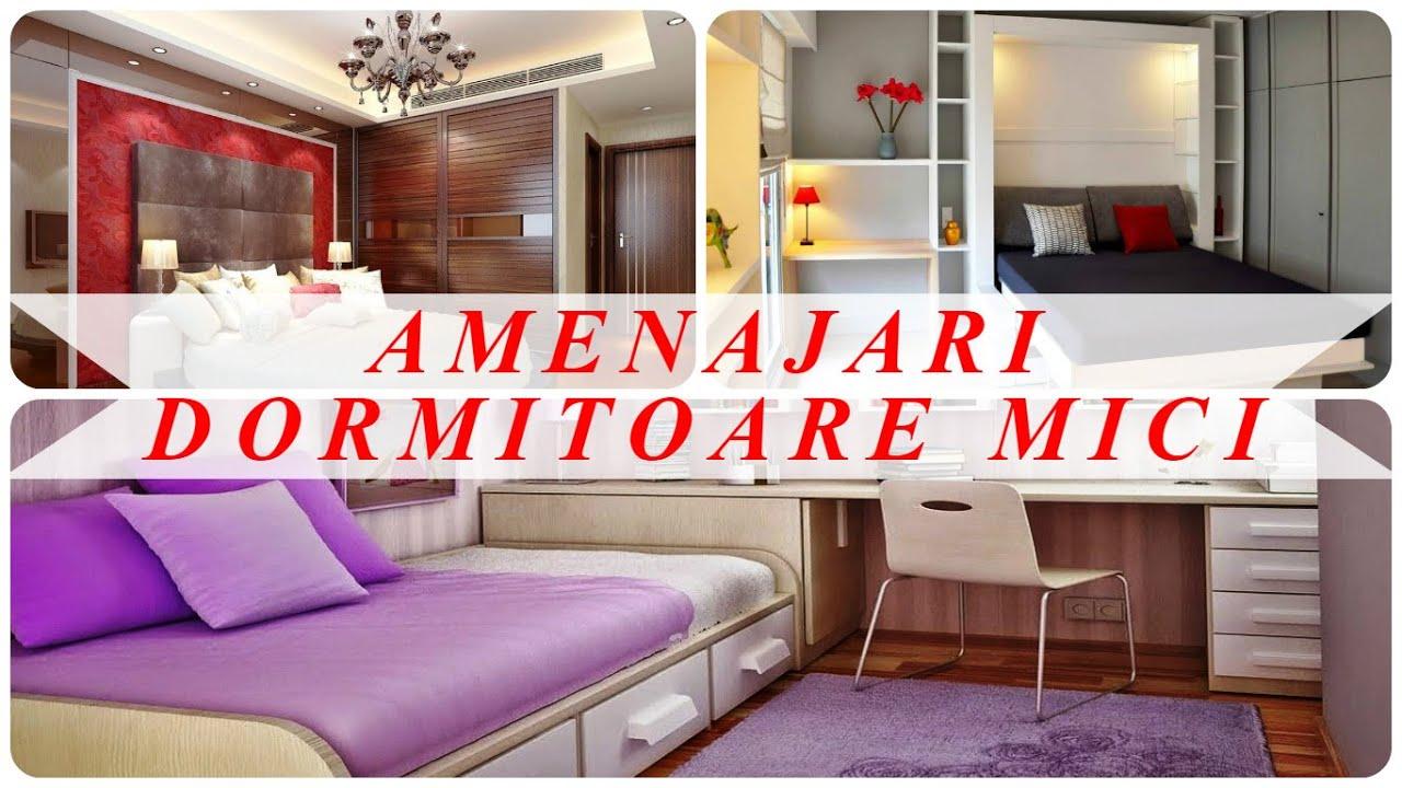 Amenajari dormitoare mici youtube for Design apartment 2 camere