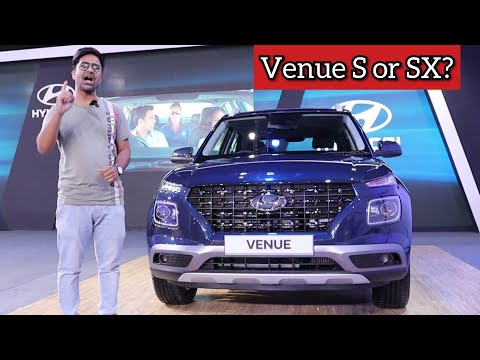 Hyundai Venue - Variants Explained | ICN Studio
