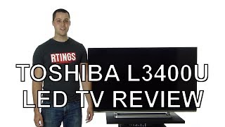 Toshiba L3400U LED TV Review