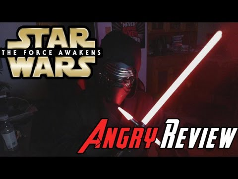 Star Wars: The Force Awakens Angry Movie Review
