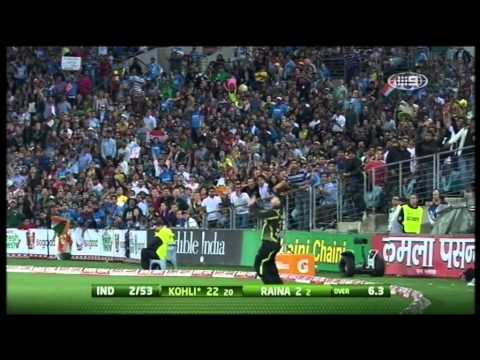 1st Twenty20 Vs India - Full Match Highlights