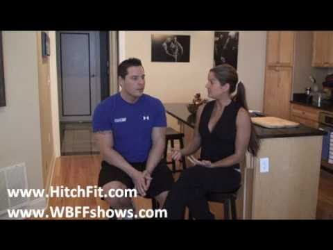 Online Personal Training by Hitch Fit | WBFF Central US