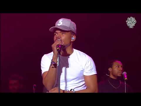 Chance The Rapper - Same Drugs live at Lollapalooza Chile 2018