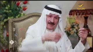 عبدالعزيز شكري سميت على الملك عبدالعزيز وشفته مرتين في حياتي