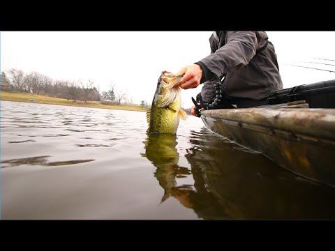 Fishing jigs for jon boat bass ft apbassin youtube for Jon b fishing