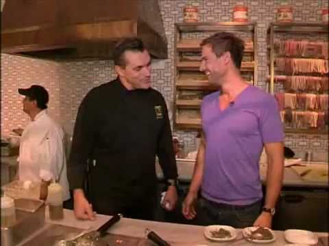 Cooking with celebrity chef Todd English (FULL INSERT)