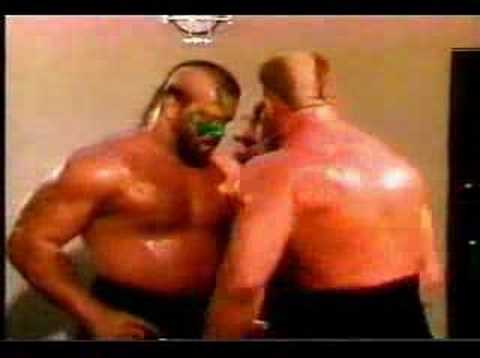 Best of the Road Warriors promos