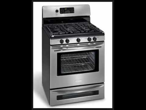 How to start the pilot light in your modern gas oven - YouTube