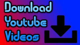 How To Legally Download YouTube Videos For Free!!