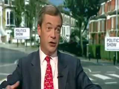 Nigel Farage on rigged Irish Lisbon Treaty vote 04Oct 2009