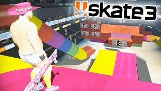LE RETOUR DES SKATEPARKS ! | Skate 3 #22