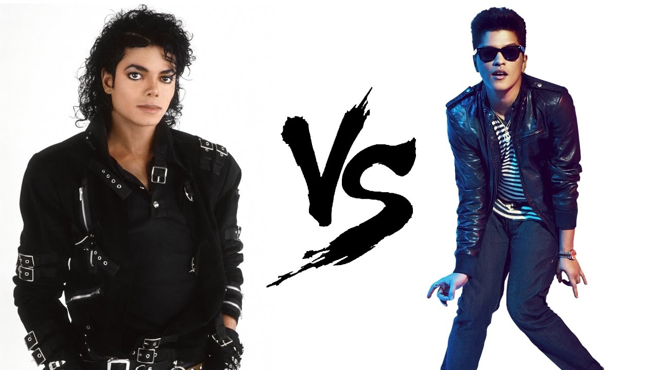 Image result for bruno mars and michael jackson
