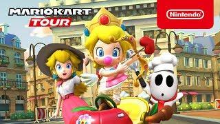 Mario Kart Tour - Valentine's Tour Trailer