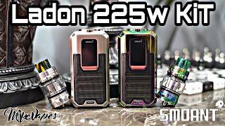 Smoant Ladon 225w & Ladon Tank AIO